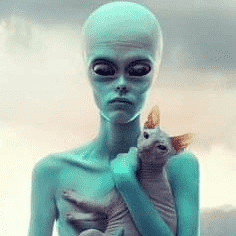 Alien encounters and being abducted in dreams