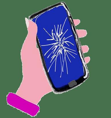 Dreams about phones