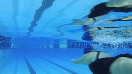 Drowning in a swimming pool dream meaning